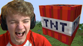 Minecraft's Colossal TNT Mod Is Stupidly Funny