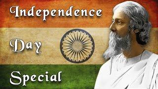 Independence Day Special - Jana Gana Mana - National Anthem With Lyrics