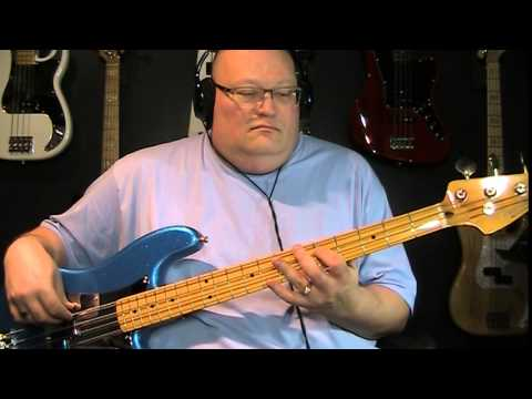 Tears For Fears Everybody Wants To Rule The World Bass Cover with Notes & Tablature