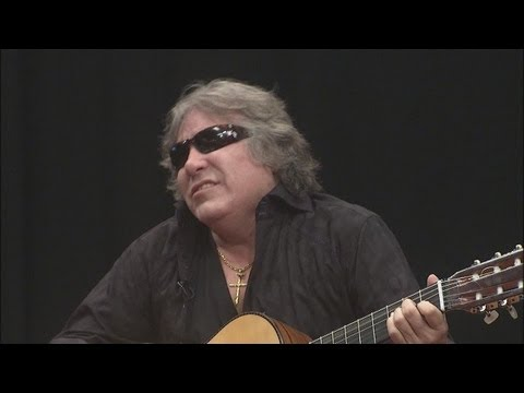 Musician Jose Feliciano talks about his career