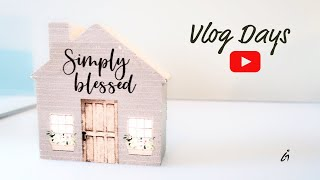 COOKING, STAYING HOME & HEALTHCARE Vlog