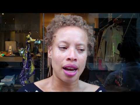 Stacey McKenzie: The Scout,  Jean Paul Gaultier, Workshops & Passion by LaRon Batchelor