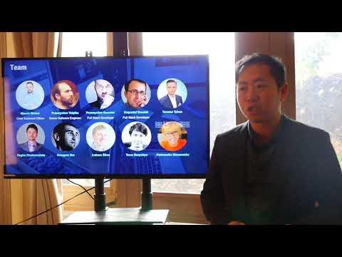 Venture Capitalist David Siu Pitches REPUX - Blockchain Technology ICO Crypto  :: JoshBoisTV