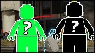 LEGO MARVEL AVENGERS - Customs - Creating Darth Vader & Punk Blitz!