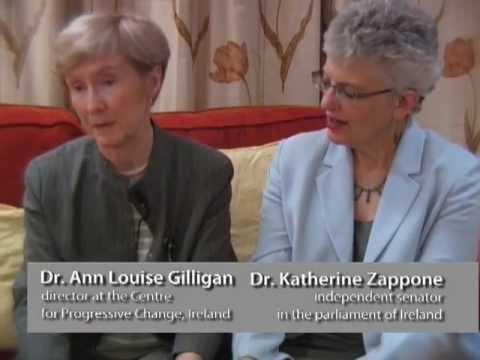 Katherine Zappone and Ann Louise Gilligan - WIE Calendar 2012