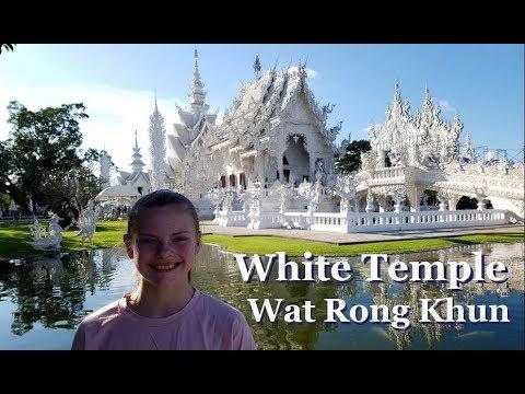White Temple - Wat Rong Khun, CHIANG RAI- Thailand