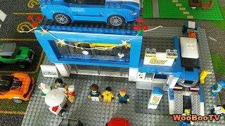 LASTENOHJELMIA SUOMEKSI - Lego city - Dollari Doni - osa 1