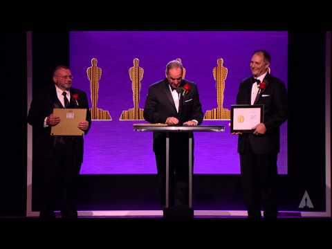 2014 SciTech Awards: Steven Tiffen, Jeff Cohen and Michael Fecik