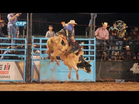 Rodeio de Palmital 2017 - MELHORES TOUROS / QUINTA FEIRA