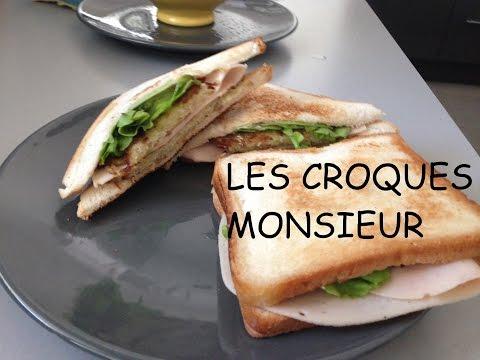 recette-croque-monsieur-allÉgÉ---rÉgime/sportif