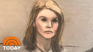 Lori Loughlin Sentenced To 2 Months In Prison In College Admission Scandal   TODAY