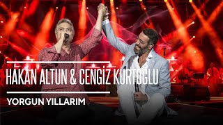 Cengiz Kurtoğlu & Hakan Altun Ev Muhabbeti - Yorgun Yıllarım (Canlı)