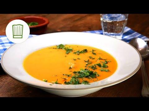 Hokkaido-Kürbissuppe Rezept #chefkoch