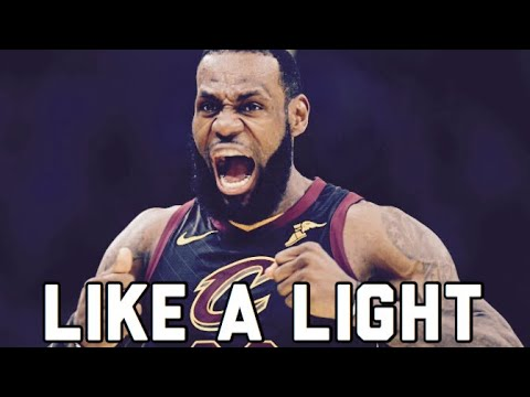 Like A Light Travis Scott Ft Drake 3rd Part Of Sicko (Lebron James Mix)