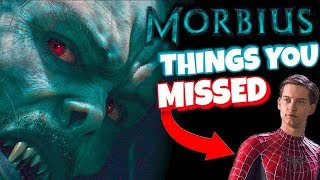 Download 5 BIG Things You Missed In Morbius Trailer Mp3 and Videos