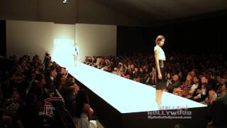 Fashion in LA STYLE FASHION WEEK LA 2013 - Hosted by Diane Meers - p1