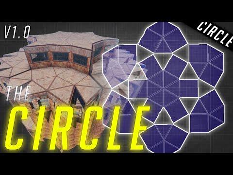 THE CIRCLE V1 | MULTI-TC CIRCLE BASE | V1.0 | Base Building 2020 | Rust