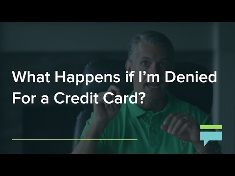 What Happens If Im Denied For Credit Card Credit Card Insider