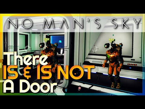 There Is and Is Not A Door   4K   No Man's Sky #16