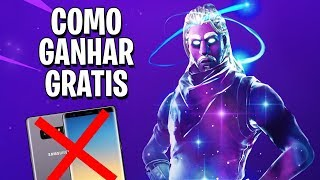 CÓMO GANAR LA PIEL DE LA GALAXIA GRATIS (WALKTHROUGH) FORTNITE BATTLE ROYALE