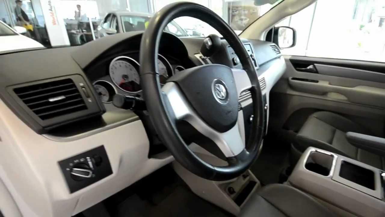 2009 volkswagen routan sel 4 0l stk 28851b for sale at trend motors vw in rockaway nj