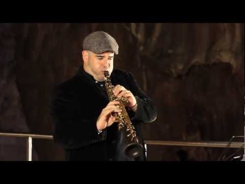 Paolo Fresu and Gavino Murgia, Live at Frasassi Caves