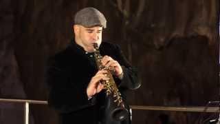 Paolo Fresu and Gavino Murgia, Live at Frasassi Caves