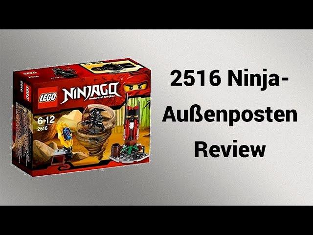 Cole aka Arrow | 2516 Ninja-Außenposten Review | Steinfreund2014