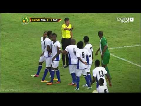Nigeria vs. Tanzania [FULL MATCH] (AFCON 2017 Qualifiers)