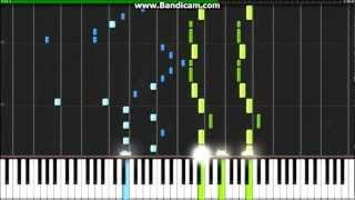 Sword Art Online OP2 - Innocence - Synthesia (Piano) (MyReminiscence)