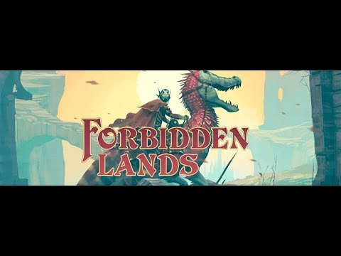 The Solo RPG GUY Reviews Forbidden Lands Part 3:Core