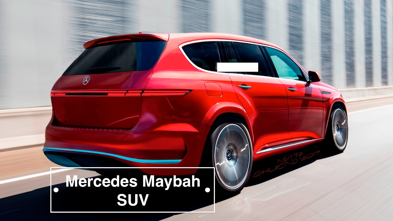 New Mercedes Maybach SUV 2018 - YouTube