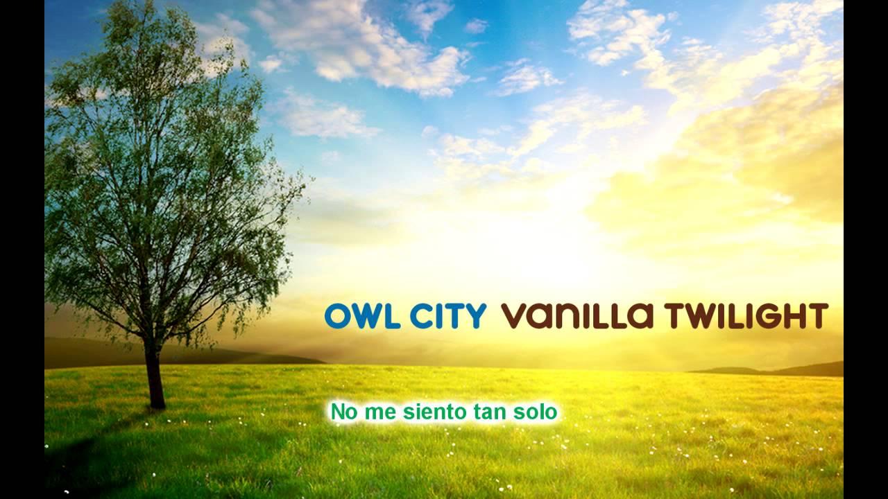 Owl City - Vanilla Twilight (Official Music Video)