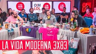 La Vida Moderna 3x83...es pedir cita con el oculista porque el puto captcha se ve todo borroso