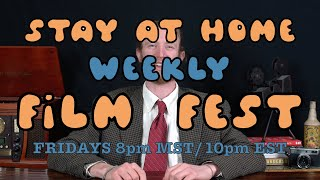 Stay at Home Film Fest Promo