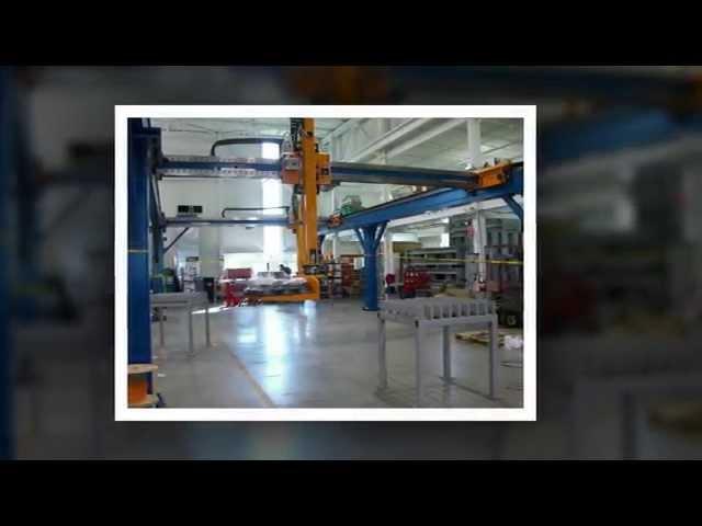 Güdel - Gantry Booth Video
