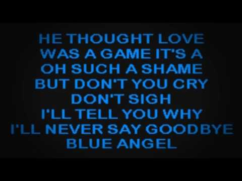 SC2296 07   Orbison, Roy   Blue Angel [karaoke]