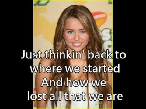 Before The Storm (Karaoke/Instrumental) - Miley Cyrus & Nick Jonas