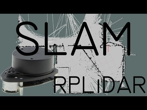 Project Unknown: Autonomous Quadcopter - RPLiDAR Hector SLAM (2D Mapping)