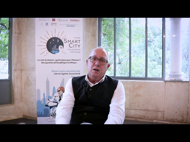 3 questions sur la Smart City - Vincent Meyer