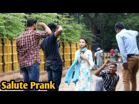 Salute Prank On Independence Day || Funny Pranks || Salute Prank || Prank Shala