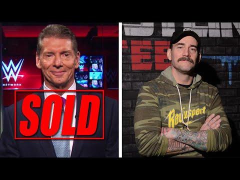 BREAKING: WWE Sells Network...CM Punk New Job...AEW Wants WWE Star...Wrestling News