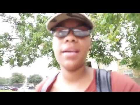 | VLOG | College Vlog #5 Hobby Lobby shoppng, Textiles Test, GSU Turn-UP & I got my Septum PIERCED!