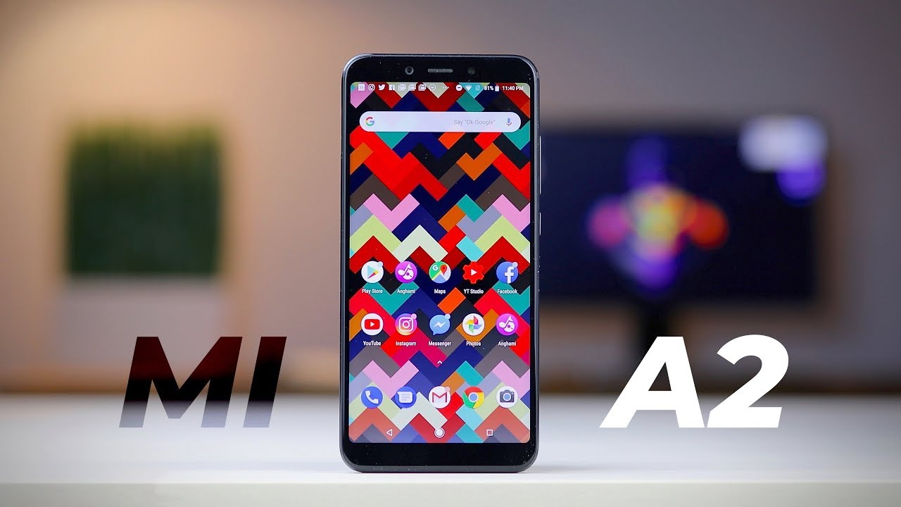 Xiaomi Mi A2 Review | السهل الممتنع !! مواصفات هاتف