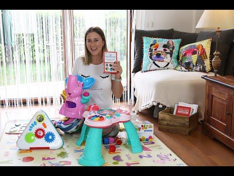 Bebek Oyuncakları - 6-12 Ay Sonrası | Merveyle Yaz