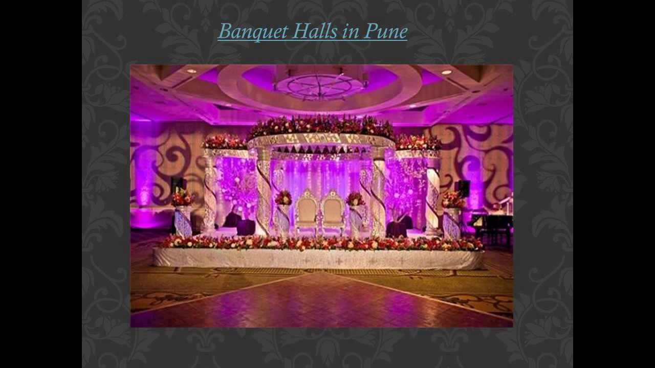 Banquet Halls in Pune for Wedding - YouTube