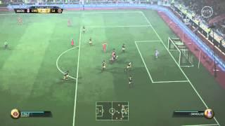 Fifa 16 bale speed run goal