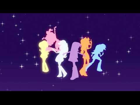 [DVD Version] Equestria Girls Songs #01 - This Strange World