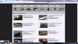 GTA IV comment mettre un mod voiture