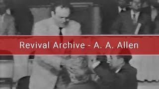 A. A. Allen | Miracle Service | 1965 - 1970
